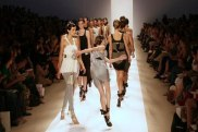 Sass & Bide's Spring Collections 2007 fashion show in New York
