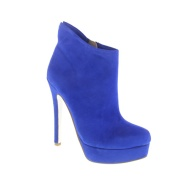 LAVISH Suede Bright Cobalt Blue