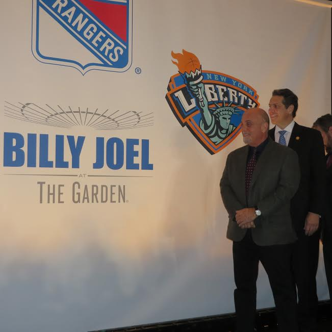 billy joel making concert history at madison square garden