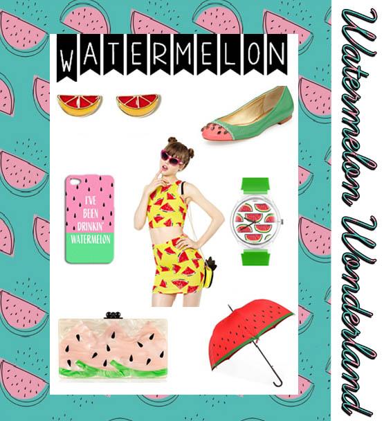 Watermelon Wonderland